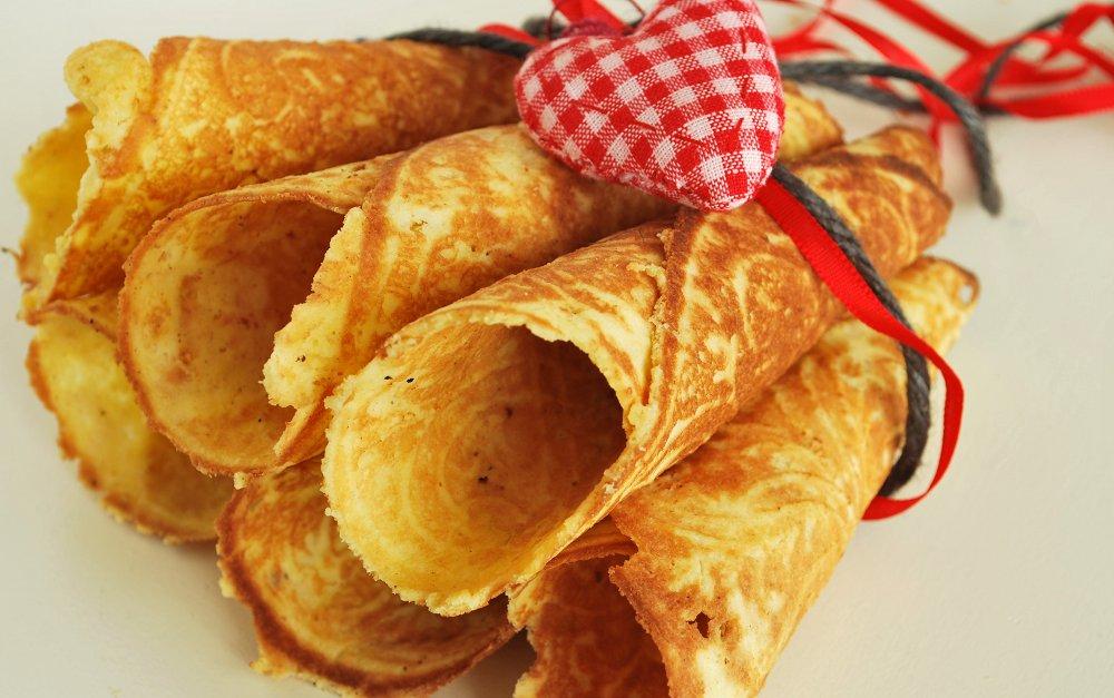 Glutenfrie krumkaker   Fet mat
